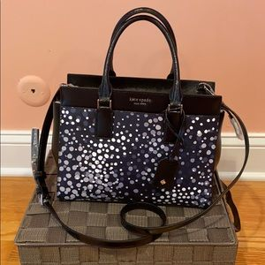 Kate Spade Soiree Dot Medium Satchel